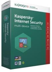 Kaspersky Internet Security 2017 Renewal (1 User, 1 Year) KL1941OBABR