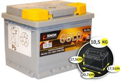 JENOX Gold 46Ah 470A Jobb+