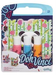 Hasbro Play-Doh DohVinci dekoráló gyurmaszett - állatos