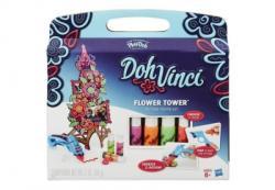 Hasbro Play-Doh DohVinci virágtorony, képkeret készítő