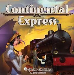 Asmodee Continental Express