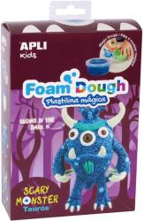 APLI Szörnykészítő gyurmaszett - kék