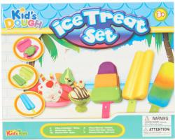 Kid's Toys Jégkrémkészítő gyurmakészlet, 12 db-os