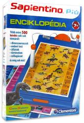 Clementoni Sapientino - Enciklopédia oktató játék (új kiadás) (64044)
