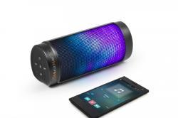 Technaxx MusicMan Bluetooth LED Light Soundstation BT-X26