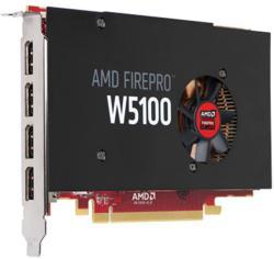 Dell FirePro W5100 4GB (490-BCGG)