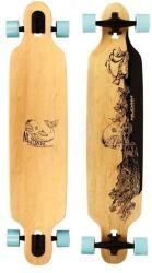 Nijdam Longboard Wooden Warrior