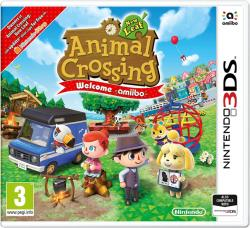 Nintendo Animal Crossing New Leaf Welcome Amiibo (3DS)