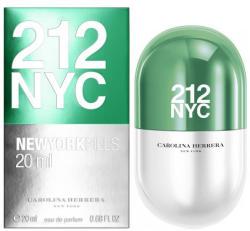 Carolina Herrera 212 NYC New York Pills EDP 20ml