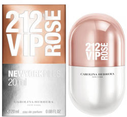Carolina Herrera 212 VIP Rosé New York Pills EDP 20ml