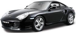 Bburago Gold Porsche 911 Turbo 1:18