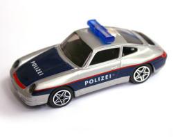 Bburago Porsche 911 Carrera Polizei 1:43