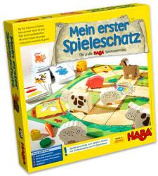 HABA Mein Erster Spieleschatz: első játékgyűjteményem