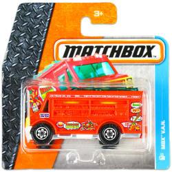 Mattel Matchbox MBX V.A.N. kisautó