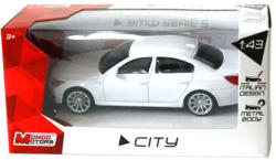 Mondo City Collection - BMW Serie 5 1:43