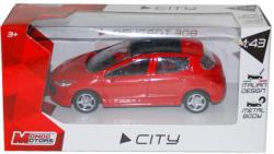 Mondo City Collection - Peugeot 308 1:43
