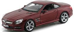 Bburago Plus Mercedes-Benz SL 500 1:24
