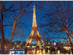 Clementoni Párizs 2000 db-os (32554)