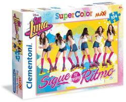 Clementoni Super Color maxi puzzle - Soy Luna 104 db-os (23980)