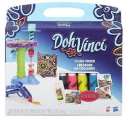 Hasbro Play-Doh: DohVinci színkeverő készlet