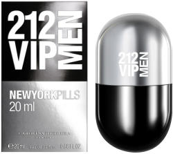 Carolina Herrera 212 VIP Men New York Pills EDP 20ml