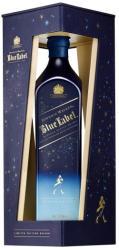 Johnnie Walker Blue Label Winter Edition Whiskey 0,7L 40%