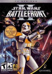 LucasArts Star Wars Battlefront II (PC)