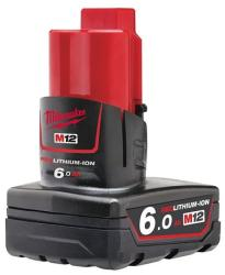 Milwaukee M12 B6 12V 6.0Ah (4932451395)