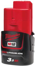 Milwaukee M12 B3 12V 3.0Ah (4932451388)