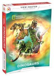 View-Master Élménycsomag - National Geographic - Dinoszauruszok