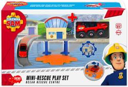 Dickie Toys Sam, a tűzoltó - mini óceáni mentő állomás