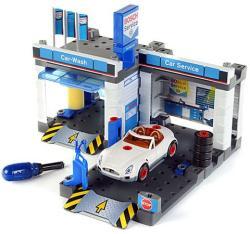 Klein Bosch szervízgarázs autómosóval