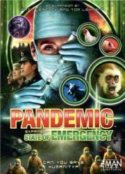 Z-Man Games Pandemic: State of Emergency kiegészítő