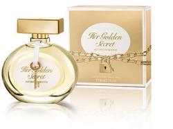 Antonio Banderas The Secret Golden EDT 80ml Tester