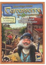 Hans im Glück Carcassonne 5. kiegészítő Abbé és polgármester - Abtei und Bürgermeister (2016)