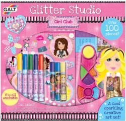 Galt Girl Club Set de creatie Glitter Studio (1003595)