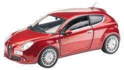 Mondo Alfa Romeo MiTo 1:24