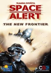 Czech Games Edition Space Alert - The New Frontier kiegészítő