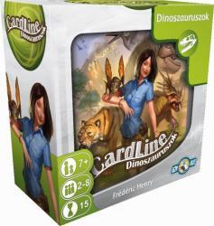 Asmodee Cardline - Dinoszauruszok