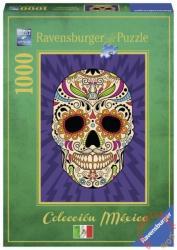 Ravensburger Colección México - Candy Skull 1000 db-os (19686)