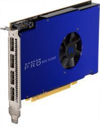 AMD Radeon Pro WX 5100 8GB GDDR5 PCIe (100-505940)