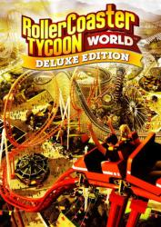 Atari RollerCoaster Tycoon World [Deluxe Edition] (PC)