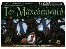Asmodee Az elvarázsolt erdő - kártyajáték