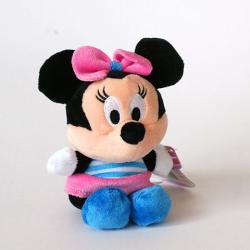 Famosa Disney: Minnie plüssfigura 17cm
