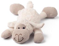 Lumpin Olivia fekvő plüss bárány - 34cm
