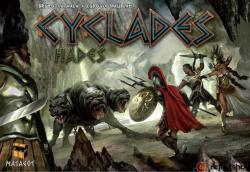 Cyclades Hades - angol nyelvű társasjáték