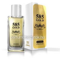 Chatler 585 Gold Absolutely Men EDT 75ml