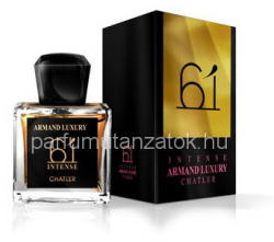Chatler Armand Luxury 61 Intense EDP 100ml