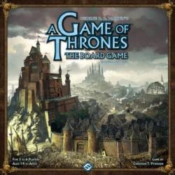 Fantasy Flight Games Trónok harca - 2. kiadás, angol