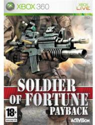 Activision Soldier of Fortune Payback (Xbox 360)